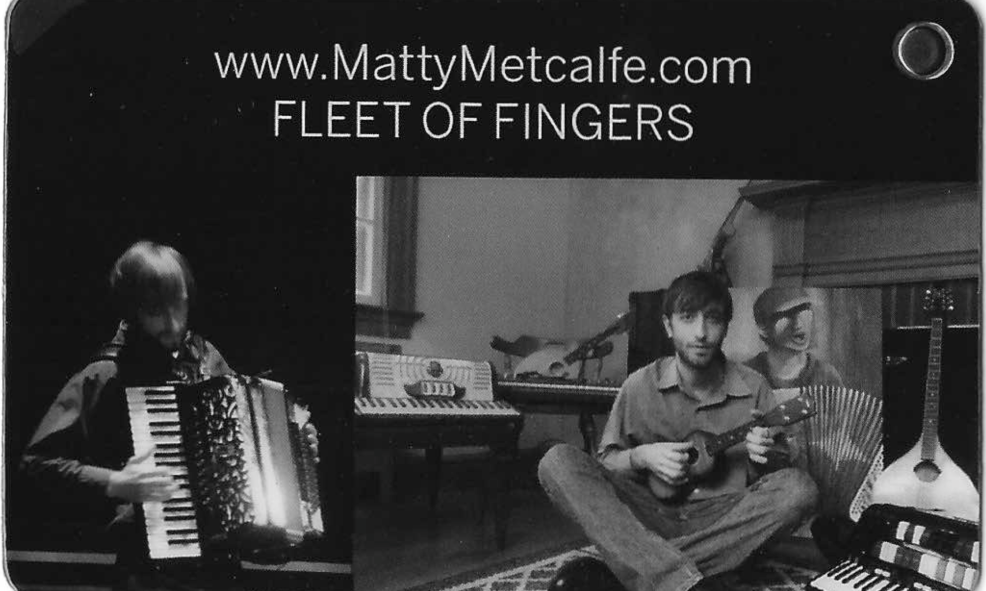 Fleet of Fingers