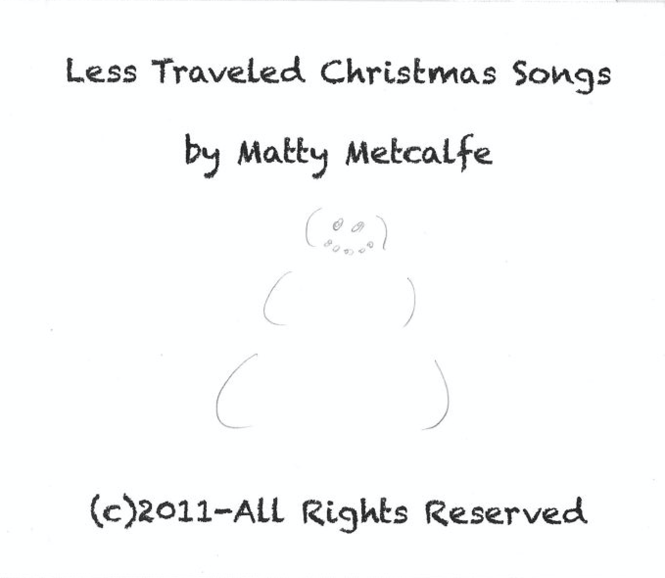 Less Traveled Christmas Songs